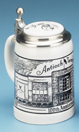 Zugspitz 0.5l, CD, Inlay Lid with White Inlay