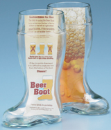 Boot machine made 1.0L, CD blank or decorated