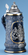 Traditional German Steins